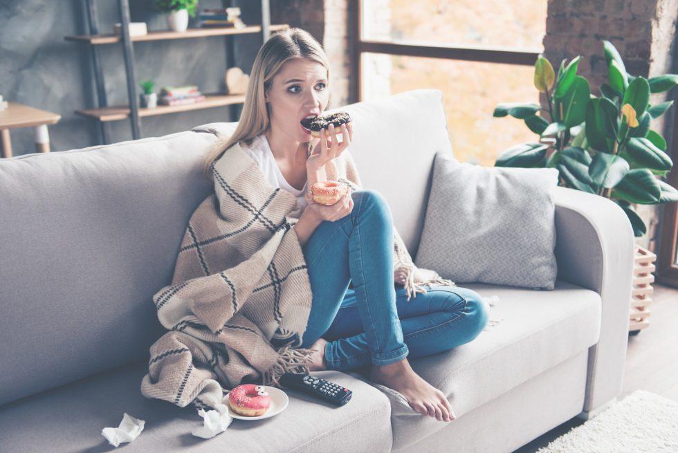 Stres i kortyzol a dieta