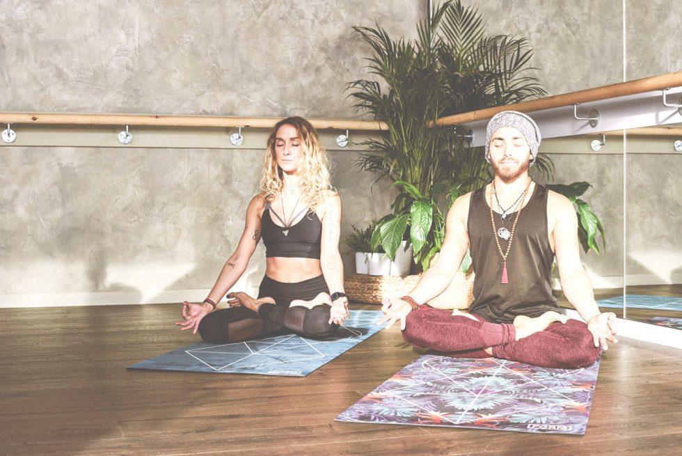 Wpływ jogi na stres i depresję