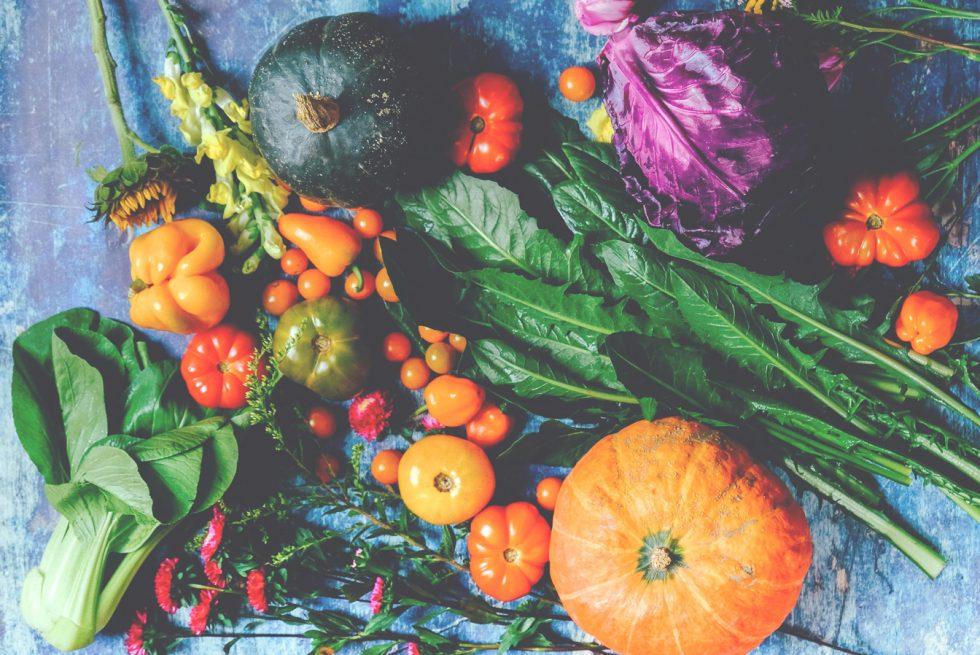 Wpływ diety na długość snu - Spożycie warzyw i owoców