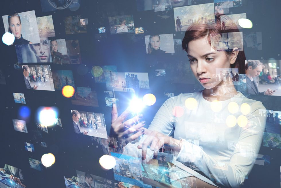 Spoglądanie w ekran skraca życie