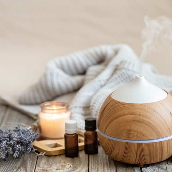 sposoby na aromaterapie